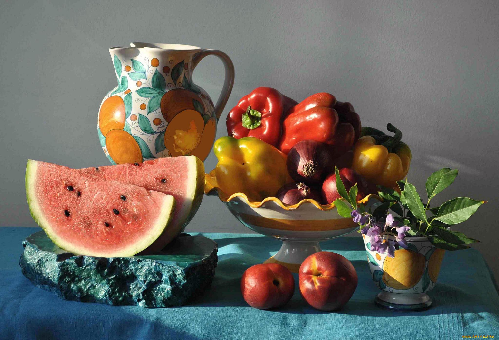 очень фото еды с композицией по цветовому признаку или шарфов-труб